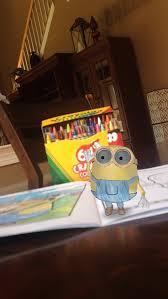 minions free crayola app classy mommy