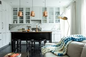 White Pendant Lights Kitchen by Copper Pendant Lights Kitchen U2013 Home Design And Decorating