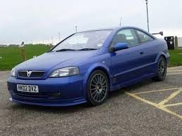 vauxhall astra 2001 2002 vauxhall astra coupe 888 turbo no 89 of only 100 cars for
