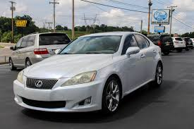 lexus cars autotrader 2009 white lexus is 250 trust auto used cars maryville tn