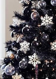 ways to black tree decoration happy day