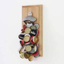 unique wall mounted bottle openers wall mounted bottle opener with magnets by bourneys