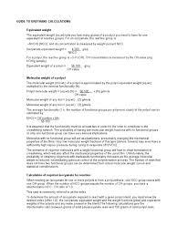 calculation polyurethane polymer chemistry