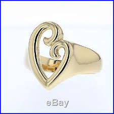 avery mothers ring avery 14k y g s ring size 9 5 avery ring