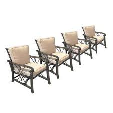 Rocking Chair Patio Furniture by Metal Patio Furniture Rocking Chairs Patio Chairs The Home Depot