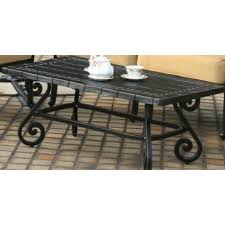 small metal outdoor end tables art deco wrought iron coffee table suitable plus wrought iron coffee