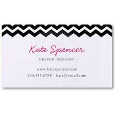 skinny mint and chocolate polka dot business card business card