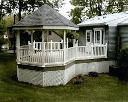 wood deck gazebo plans designs outdoor gazebos for sale 5832