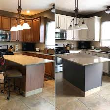 best wall color with oak kitchen cabinets tips tricks for painting oak cabinets evolution of style