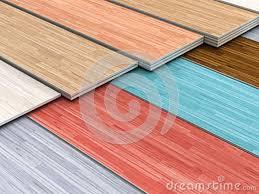 multi colored parquet flooring boards stock illustration image