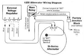 delco remy alternator wiring diagram for 31si wiring diagrams