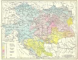 Austria Map Danube Swabian Genealogy Austria Hungary Maps U0026 Atlases