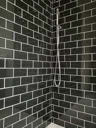 Gray Bathroom Tile by Glass Metro Tiles Image Gallery See Real Images Of Your Tiles