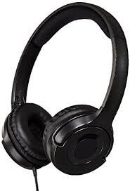 best headphone black friday deals amazon amazon com amazonbasics lightweight on ear headphones black