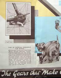 1934 bsa opperman super eeze the online bicycle museum