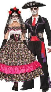 dia de los muertos costumes dia de los muertos couples costume day of dead