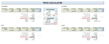 how to calculate the landed cost and price your imported products
