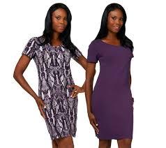 women with control u2014 dresses u0026 skirts u2014 fashion u2014 qvc com