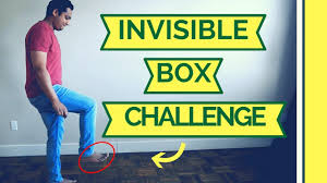 Challenge How To Do It Invisible Box Challenge How To Do It Trend