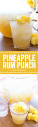 pineapple rum punch a night owl blog