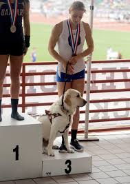 Blind Pole Vaulter Michael Stone Legally Blind Pole Vaulting Track Star Earns Bronze Medal At State
