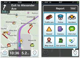 waze android fear traffic app waze helps cop killers goldgenie news