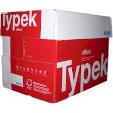 paper ream box typek a4 white paper box 5 reams office gear