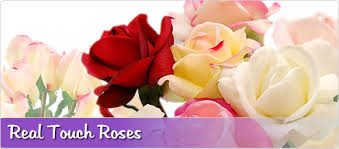 Fake Roses Flowers By Design Real Touch Artificial Silk Fake Flowers U0026 Plants