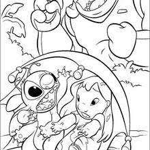 lilo stitch coloring pages 33 free disney printables