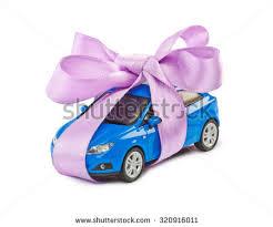 new car gift bow car ribbon stock images royalty free images vectors
