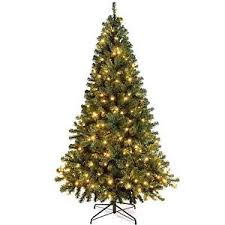19 7ft pre lit tree ebay premium green frosted
