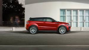 red range rover range rover evoque land rover ireland
