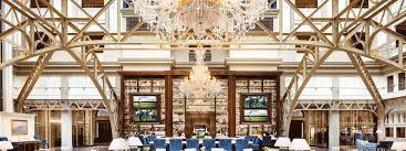 National Bar And Dining Rooms Lounges In Washington Dc Trump Hotel Dc Benjamin Bar U0026 Lounge