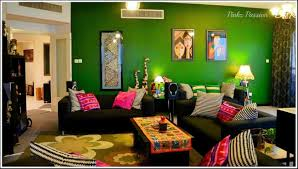 Buddhist Home Decor Pinkz Passion Kaleidoscope Of Colors Home Tour Of Mallika Sinha