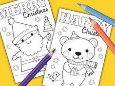free printable christmas cards color free printable christmas