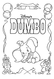 105 dumbo images drawings disney coloring