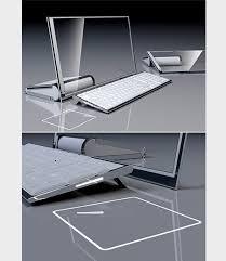 Futuristic Computer Desk 10 Futuristic Computer Concepts Techeblog