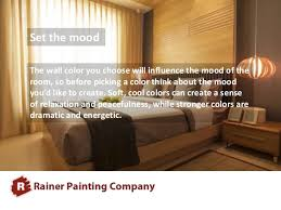5 tips for choosing the right paint color