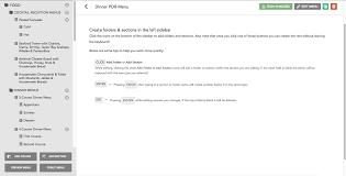 how do i access the menu editor u2013 venuebook partner support