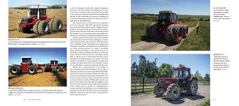 red 4wd tractors lee klancher 9781937747718 amazon com books