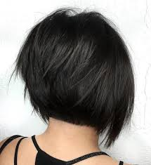 one side stack sassy bob bllack hair 84 best haircuts images on pinterest short hair up short films