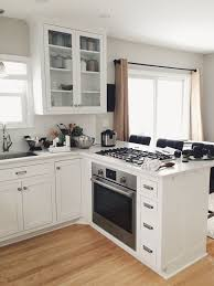 Kitchen Ideas White Cabinets Small Kitchens Best 25 Kitchen Peninsula Ideas On Pinterest Kitchen Bar