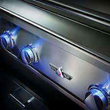 Outdoor Grill Light Delta Heat Dhbq38r Cn 38 Inch 3 Burner Built In Gas Grill
