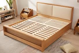 Bed Frame Drawers Pine Size Solid Wood Bed Frame With Drawers Chunky Wooden