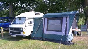 volkswagen camper trailer vw t25 autohomes campervan volkswagen camper and commercial magazine