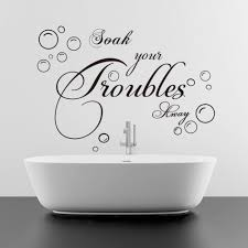 popular wall quotes for bathroom buy cheap wall quotes for english quote bubble bath soak bathroom wash room home decor wall stickers sofa wall creative decoration