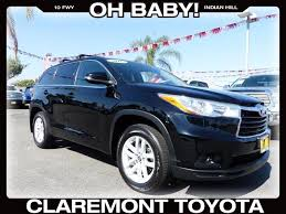 lexus santa monica preowned used toyota highlander 2016 for sale in los angeles area