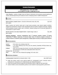 First Resume Samples by Resume And Cv Samples Resume Writing Service
