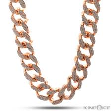 rose gold necklace chains images Stunning mens rose gold jewelry 15 wave milled design wedding band jpg
