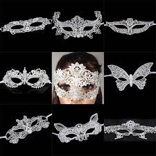 masks for masquerade aliexpress buy new mask women white